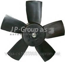 Вентилятор системы охлаждения двигателя JP group 1299100700 на Opel Omega / Опель Омега