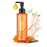 Очищающее гидрофильное масло Scinic Vita Ade Cleansing Oil с витаминным комплексом