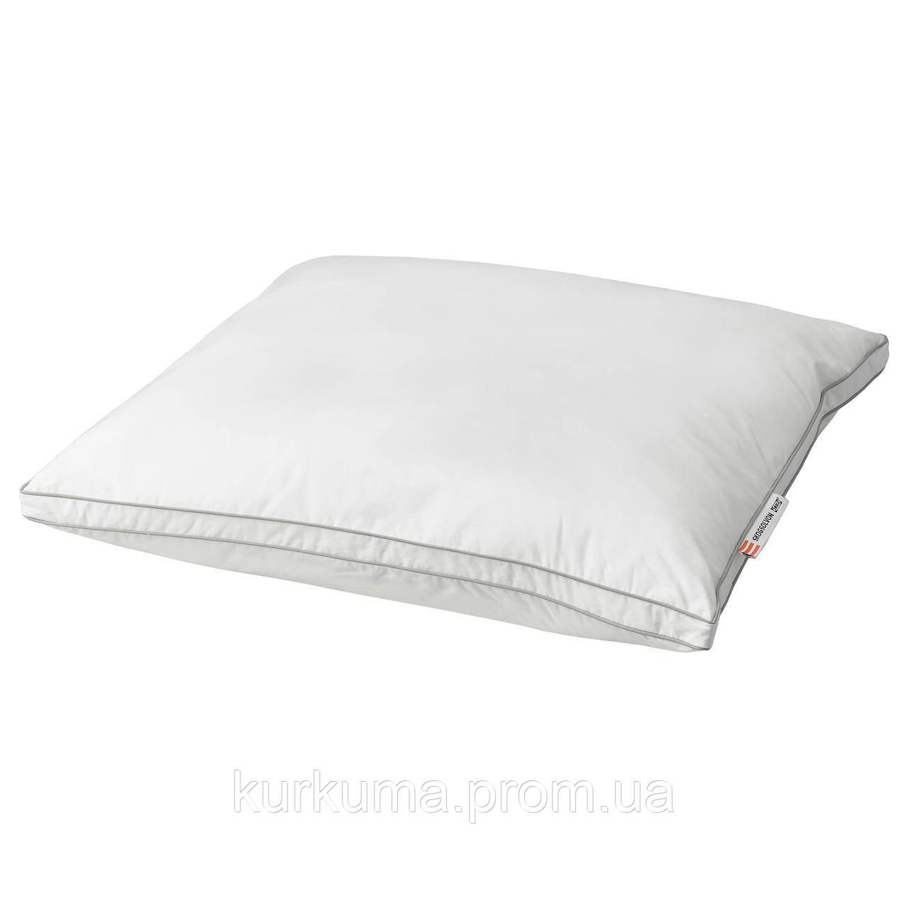 IKEA SKOGSOLVON Подушка, низкая  (404.343.03)