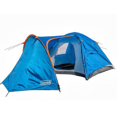 Палатка четырехместная Coleman 1009, фото 2