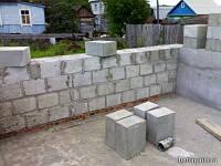 Полистиролбетонные блоки Киев