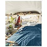 IKEA GULVED Покрывало, темно-синий  (503.929.01), фото 2