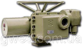 Многооборотные взрывозащищенные электроприводы ГЗ-ВА.150/24