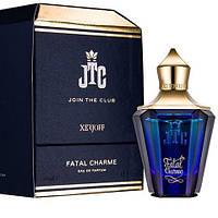 Xerjoff Fatal Charme Нишевый парфюм.50 МЛ Первый выпуск. Редкость. Селективные духи
