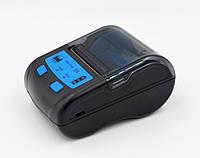 Мобильный POS-принтер, чековый принтер 58мм WodeMax WD-58GR беспроводный, bluetooth, Android, Windows