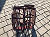 Колеса з грунтозацепами 400/160(Смуга 4*15) МБ з піввіссю 23мм (3мм товщ пластини) Булат