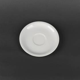 Блюдце фарфоровое Lubiana Ameryka 185 мм (116)