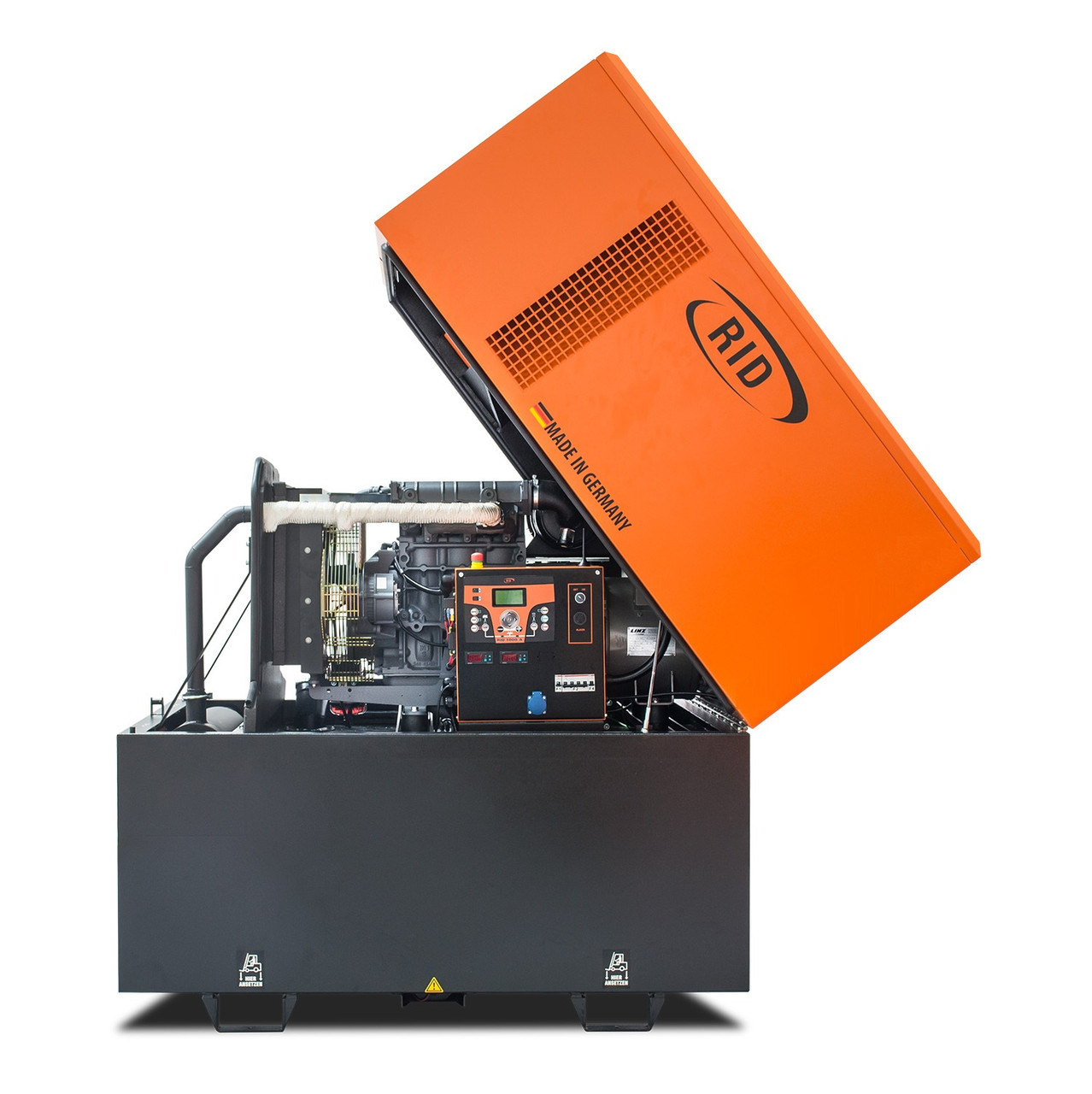 Дизельный генератор RID 40 S-SERIES S (32 кВт)