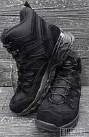 Заниженные ботинки тактические Miltec Trooper 5inch черные
