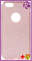 Чехол-накладка TOTO TPU Case Rose series iPhone 6/6s Rose gold