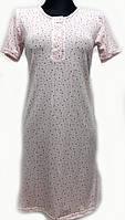 Женская сорочка D&C fashion, розовая 0311А