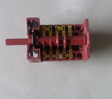 Переключатель 4-х позиционный 840502 для плиты Hansa