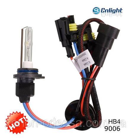 Лампа ксенон CNLight HB4 (9006) 5000K 35W, фото 2