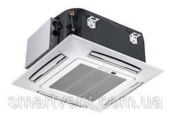Кассетный внутренний блок TCL Cassete  18 000 BTU Inverter