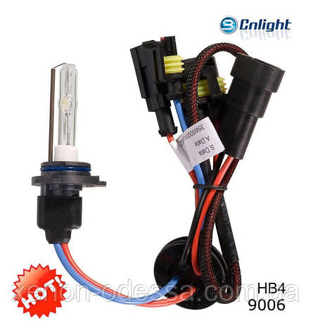 Лампа ксенон CNLight HB4 (9006) 8000K 35W, фото 2