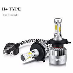 Лампы автомобильные светодиодные INFITARY H4 Hi/Lo, головной свет