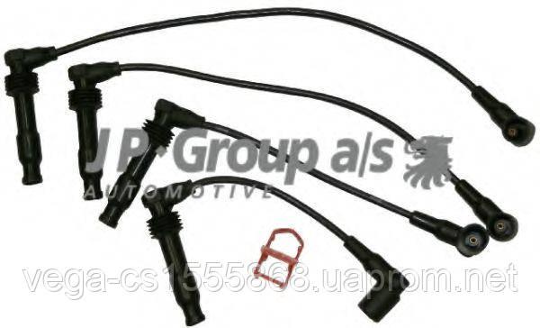 Комплект проводов зажигания JP group 1292001910 на Opel Calibra / Опель Калибра