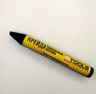 Крейда маркувальний воскової, чорний (2шт в пакеті). HouseTools 14K834