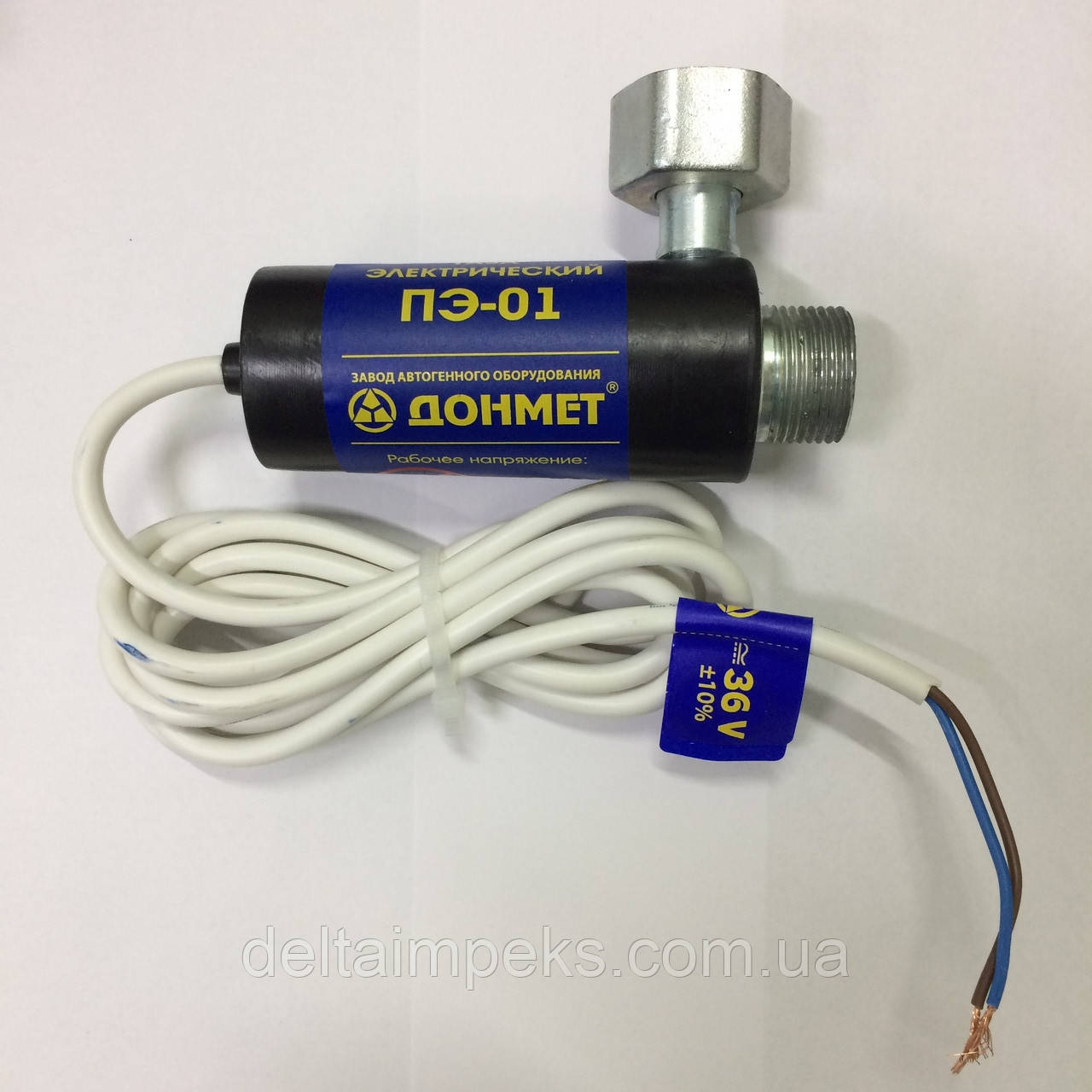 Подогреватель углекислого газа, ПЭ-01ДМ