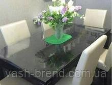 Мягкое стекло 2 сорт  скатерть для стола