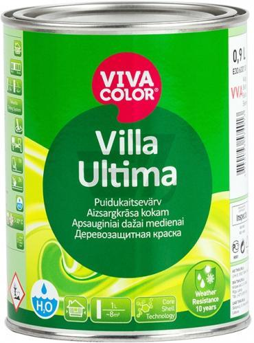 Краска для дерева Villa Ultima Tikkurila 0,9л.
