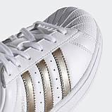 Кроссовки женские Adidas Superstar, фото 7