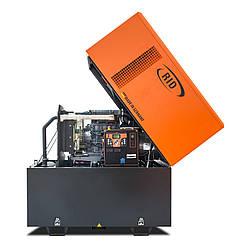 Однофазный дизельный генератор RID 20/1 E-SERIES (16 кВт) Антивандальный капот + автозапуск (350 л)