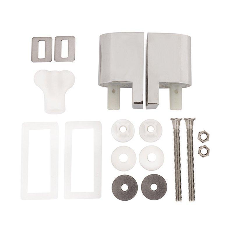 Крепления для крышек унитаза хромирование AWD02181497
