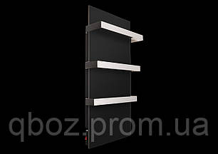 Электрический обогреватель тмStinex, Ceramic 500/220-TOWEL Black, фото 2