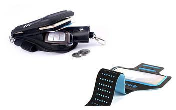 Чехлы и спортивные сумки для телефонов