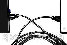 Керамический обогреватель конвекционный тмStinex, PLAZA CERAMIC 500-1000/220 Thermo-control Black, фото 3