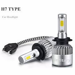 Лампы автомобильные светодиодные INFITARY H7, головной свет