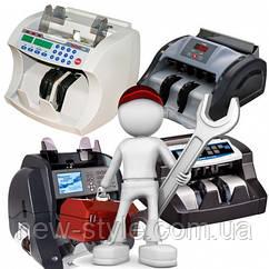 Техническое обслуживание счетчиков банкнот