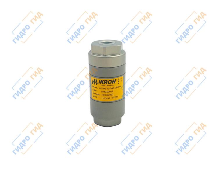 Напорный фильтр HF705 (350 Бар/40 литров)