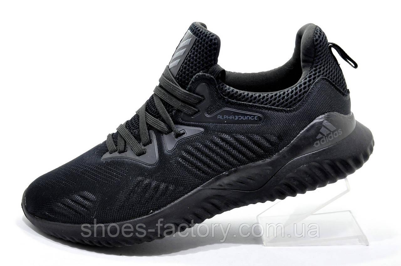 Мужские кроссовки в стиле Adidas Alphabounce Beyond, Black