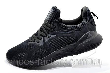 Мужские кроссовки в стиле Adidas Alphabounce Beyond, Black, фото 2