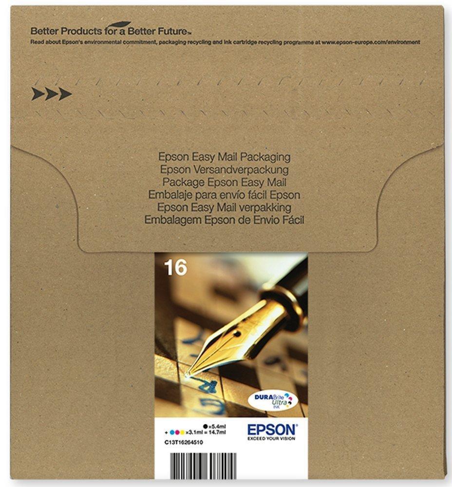 Epson Original C13T16264510 Fauller - Картриджи 4 цвета