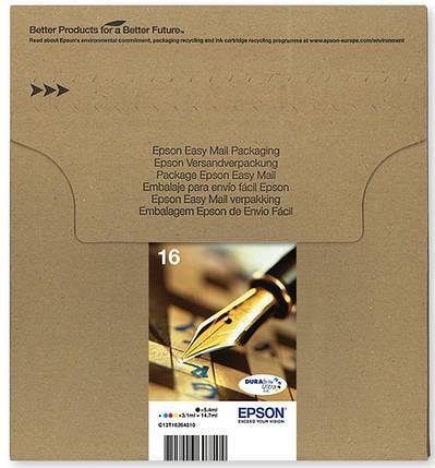 Epson Original C13T16264510 Fauller - Картриджи 4 цвета , фото 2