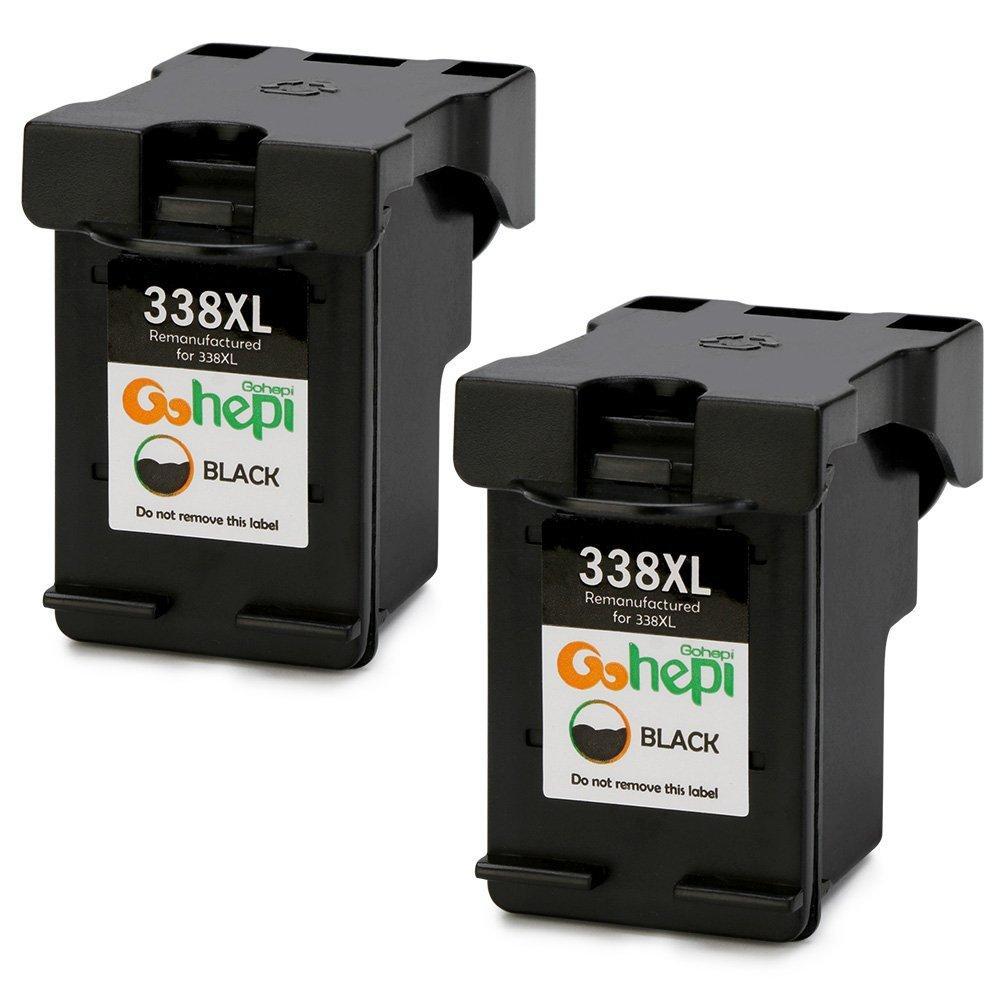 Gohepi 338XL - Чернильные картриджи в упаковке