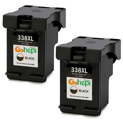 Gohepi 338XL - Чернильные картриджи в упаковке, фото 2