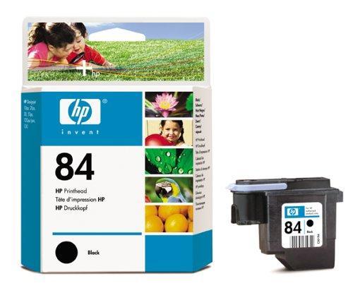 HP 84 - Печатающая головка - 1 x black