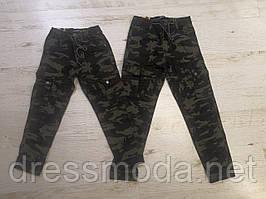 Котоновые брюки джоггеры для мальчиков  Seagull 116-146 p.p.