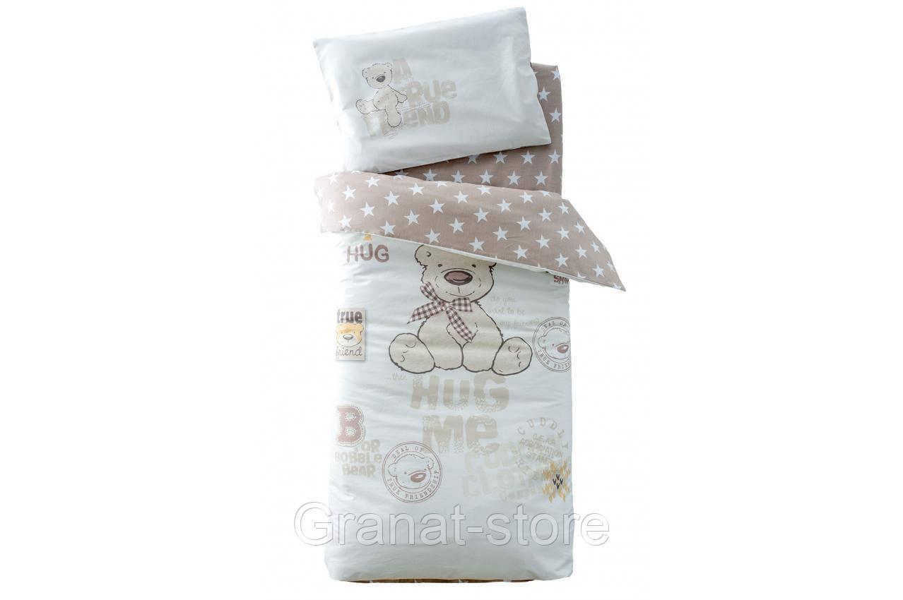 Постельное белье в кроватку Bernard/зірка