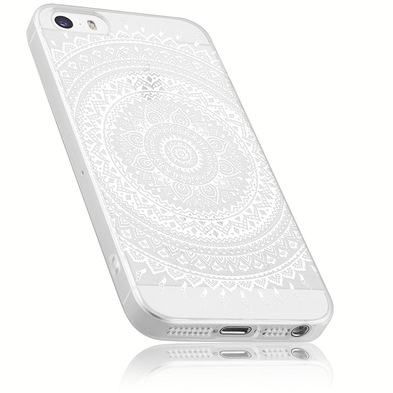 Чехол для  iPhone SE 5 /5s mumbi