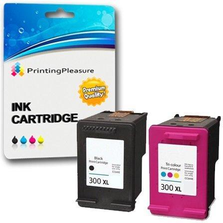 Printing Pleasure 2 XL - Чернильные картриджи для HP