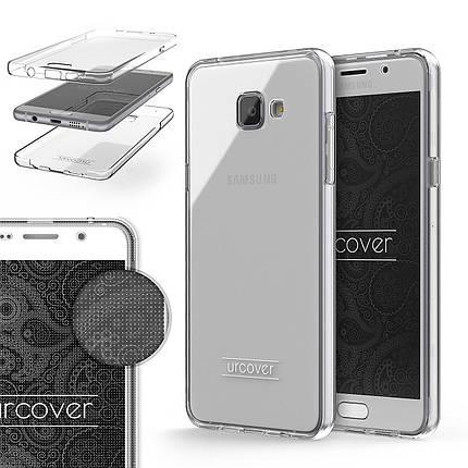 Samsung Galaxy A5 (2016) - силиконовый бампер, фото 2