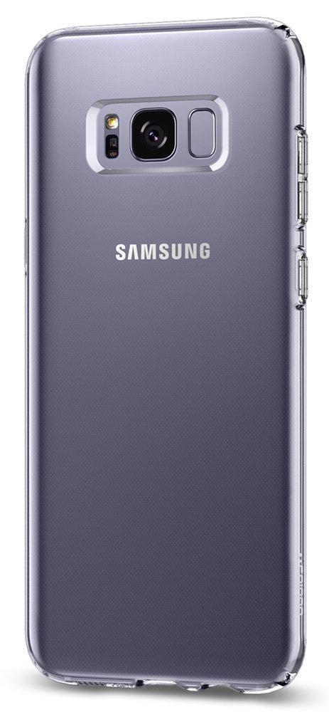 Samsung Galaxy S8 - силиконовый бампер