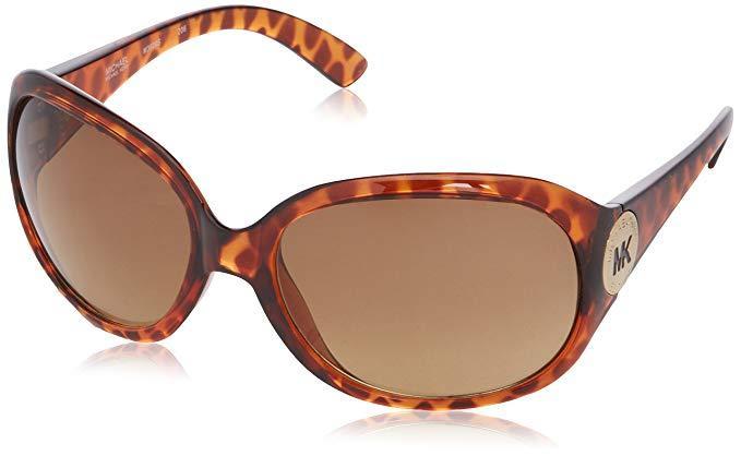 Большие солнцезащитные очки - Michael Kors