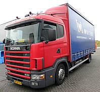 Стекла лобовое, боковые для Scania 4 Serie/84/94/114/144 (Грузовик) (1995-)