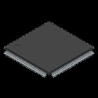 Микроконтроллер широкого назначения STM8S208MBT6B ST LQFP80